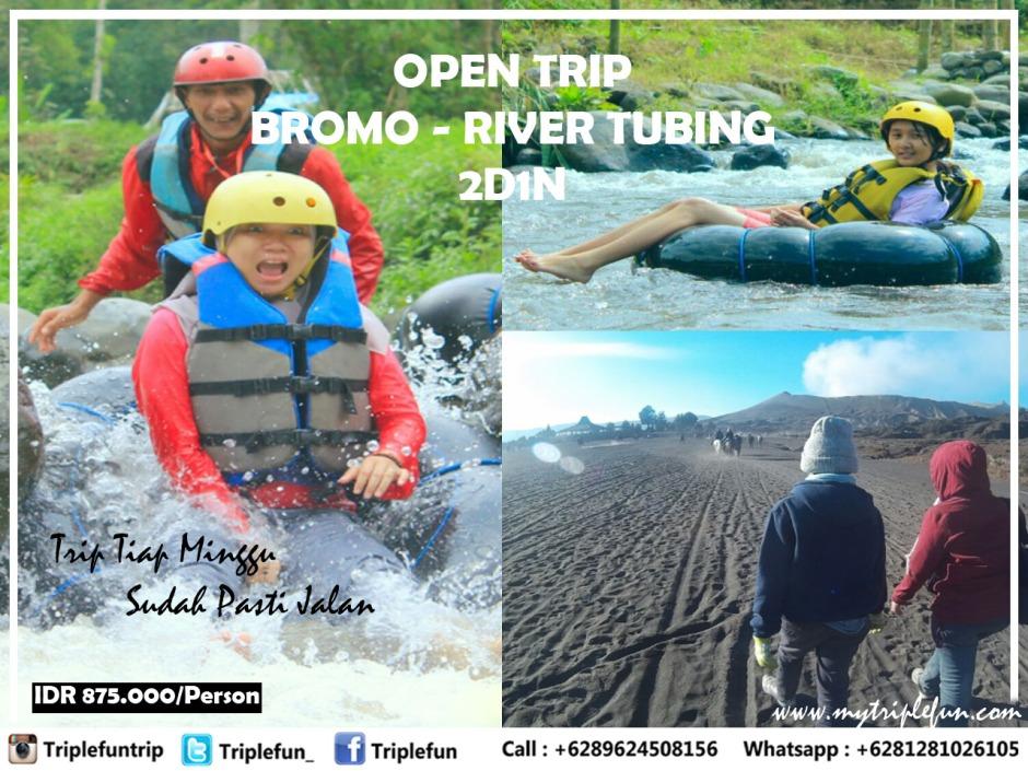 Bromo River Tubing copy