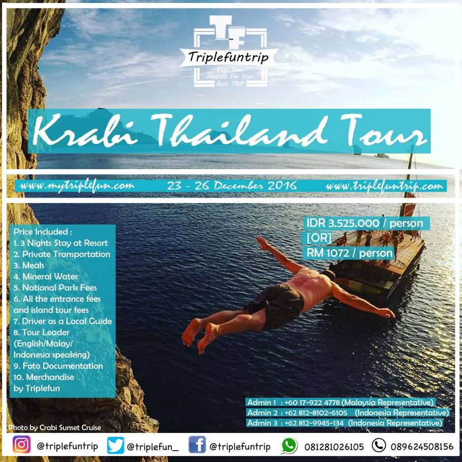 Krabi Tour (Ner PRICE)